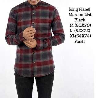 Long flanel