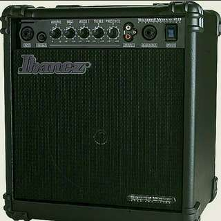 Guitar Amplifier Price Reduced