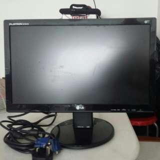 """LG 19"""" LCD monitor"""