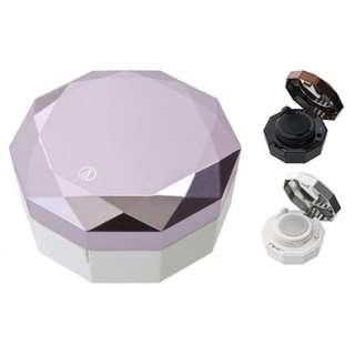 Audio-Technica AT-SPF30 Bijoue Compact Speaker Silver