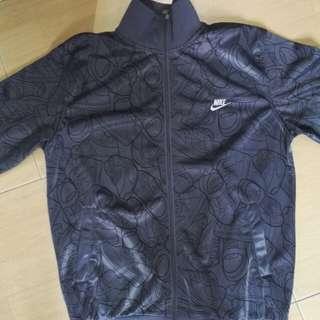 Nike Track Jacket/sweater, Nike neck jacket. Nike sneaker