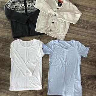 Buy winter 2 winter cardigan free uniqlo heat tech t shirt.