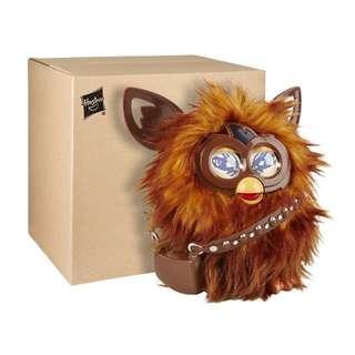 Furby Star Wars Furbacca (New)