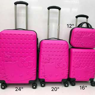 4 in 1 gred B luggage