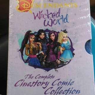 Disney Descendants Wicked World Set