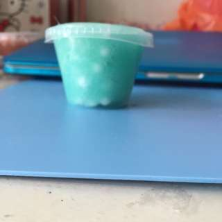 Turquoise Floam Slime