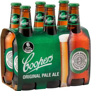 Christmas Special: Coopers Original Pale Ale