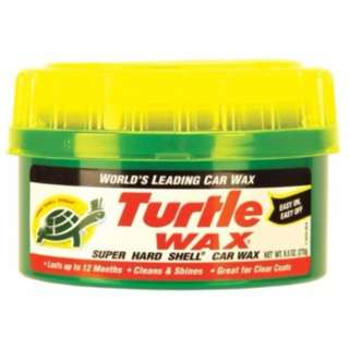 Turtle Wax T-222R Super hard Shell Car Wax 397g