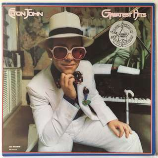 Elton John (1981 US Original - Vinyl is Mint)