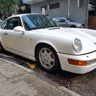 PORSCHE CARRERA C2(964) Manual 1994
