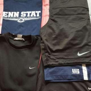 Nike Apparel Bundle