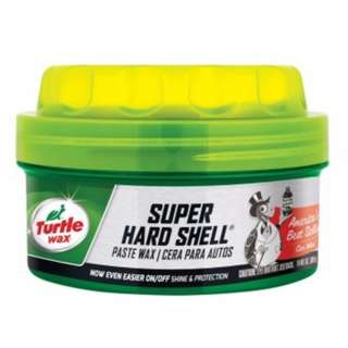 Turtle Wax T223R Super Hard Shell Paste Wax - 9.5 oz