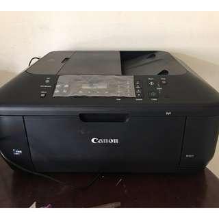 Canon Pixma MX477 - color printer
