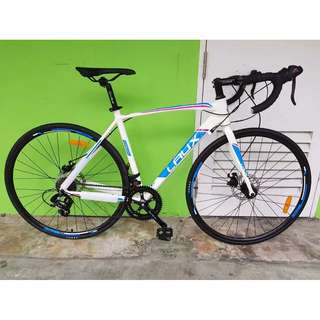 Laux 700C Aluminum *Light weight Bicycle, Hurricane Racer Road Bike ✩Free delivery!