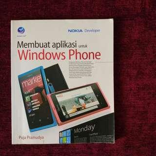 Buku IT : Membuat Aplikasi untuk Windows Phone