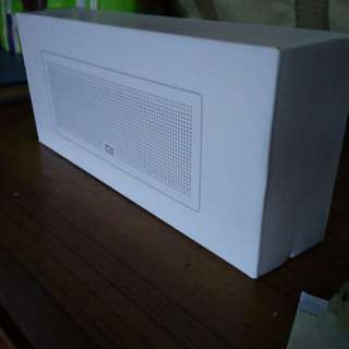 Xiaomi mi square speaker bluetooth