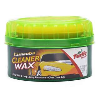 Turtle Wax Carnauba Cleaner Wax T-5 397g