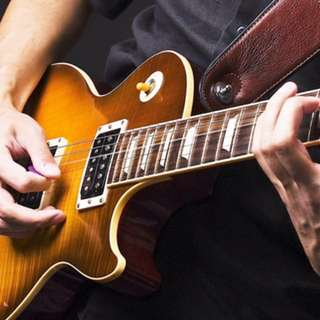 Electric guitar / Acoustic guitar lessons
