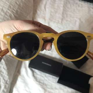 Oliver People's Sunglasses - Genuine (No gift box or receipt)