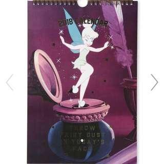 Typo 2018 Get A Date Calendar - Disney