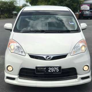 Perodua Alza EZi 1.5 (A) 2010
