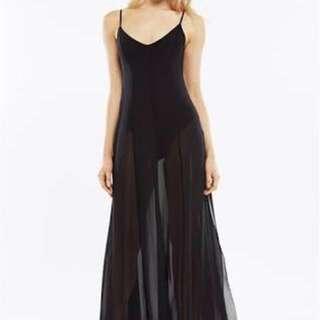 Dress with bodysuit