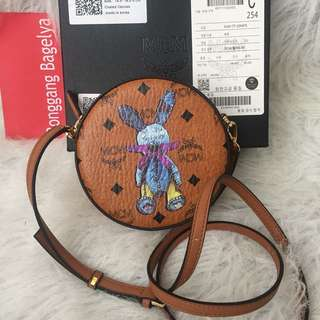 MCM Sling Bag - AUTHENTIC