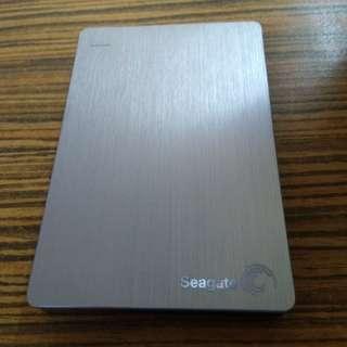Seagate External hardisk 2 terabyte