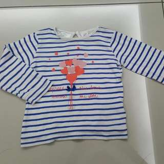 Baby Girls Top (18-24months)