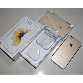 iPhone 6S 64GB Gold / iPhone6S 64G 金 (Ref:6SG-64)