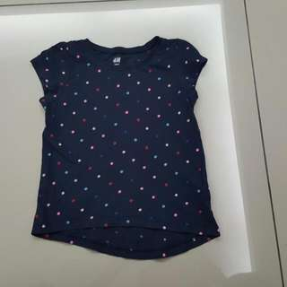 H&M Baby Top (3-4years)