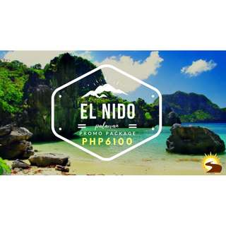 PROMO EL NIDO TOUR PACKAGE ALL IN WITH AIRFARE