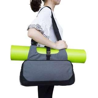 Yoga Mat and Fitness Bag