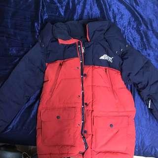 superdry 外套 風衣 長版 防風衣 超暖 雪衣 羽絨外套 極度乾燥 防寒