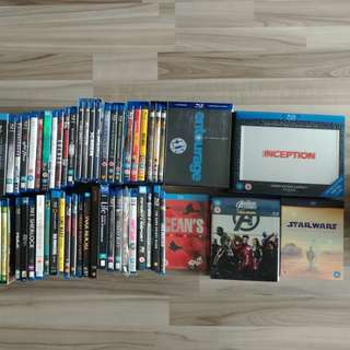 Bluray boxsets and rare stuff