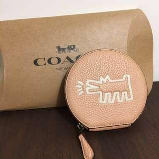 Coach coins bag