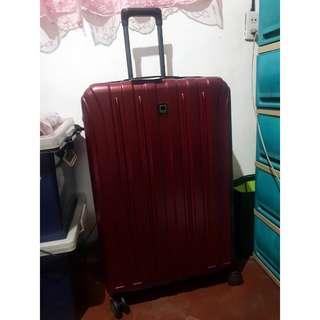 Extra Large Delsey Luggage Suitcase