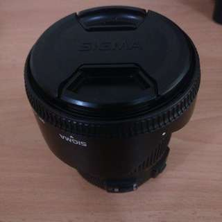 Sigma 17-50 f2.8 Canon Mount