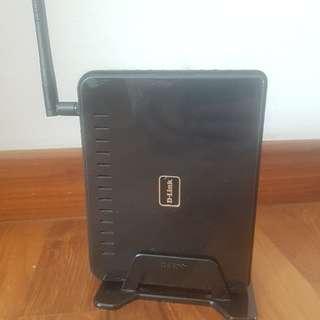 Free Dlink wireless router