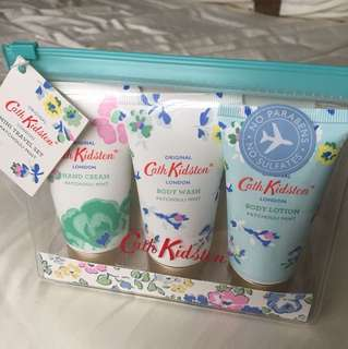 Cath Kidston Mini Travel Set
