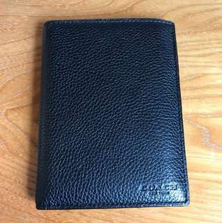 Coach Passport Holder. 98% new, not use at all