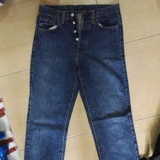 Original Replay Jeans Made in Italy. Waist 30