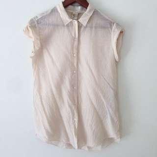Levi's Silk/Cotton Shirt