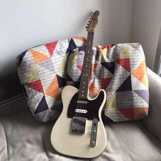 1998 Fender Telecaster Deluxe Nashville Made In Mexico