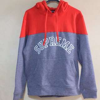 Supreme hoodie pullover