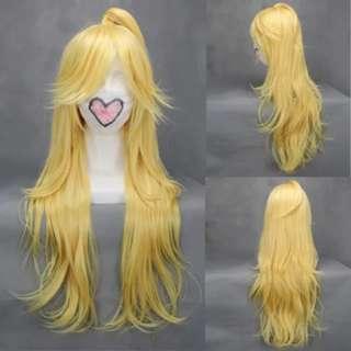 Blonde Cosplay Wig