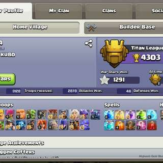 clash of clan townhall 11