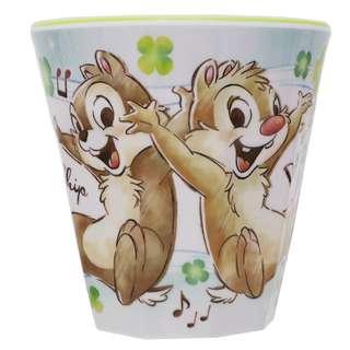 日本直送 Chip n Dale Music Tomorrow 系列樹脂膠杯