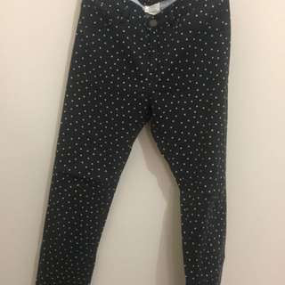 Legging semi jeans Lowrys Farm