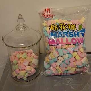 (婚禮物資)Candy Corner 綿花糖2kg